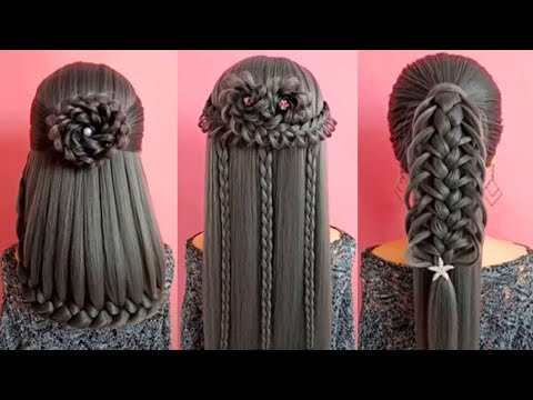 Top 50 Amazing Hair Transformations  Beautiful Hairstyles Compilation 2018  PQ Hairstyles