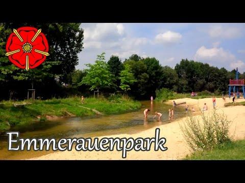 Im Emmerauenpark Lügde - www.lipperland.de thumbnail