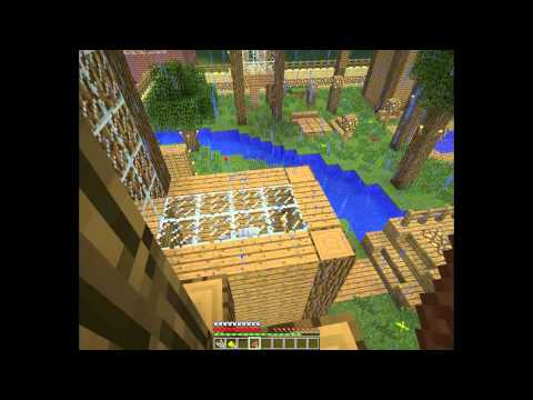 Minecraft. TSC Map. Серия 1 [Возвращение]