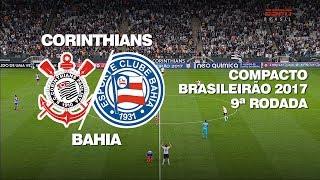 CAMPEONATO BRASILEIRO 20179ª RodadaArena Corinthians, São Paulo, São PauloNarração: Luiz Carlos LargoImagens; ESPN Brasil