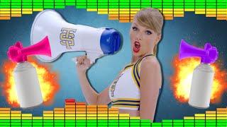 Shake It Off - MLG Airhorn Remix