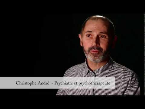 Interview de Christophe André