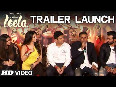 'Ek Paheli Leela' TRAILER LAUNCH | Sunny Leone
