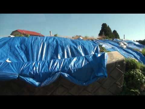 熊本地震被災地視察(動画)