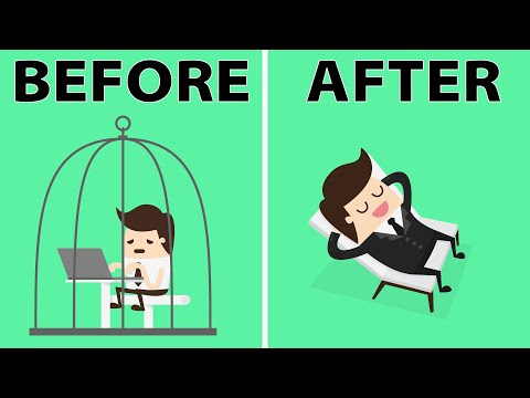 How to Escape the Rat Race in 3 Simple Steps