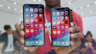 iPhone Xs and iPhone Xs Max Impressions!