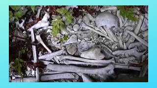 NIUE, ancient Polynesian burial cave: Let's visit the Anaana burial cave in the island of Niue in the South Pacific where for many...