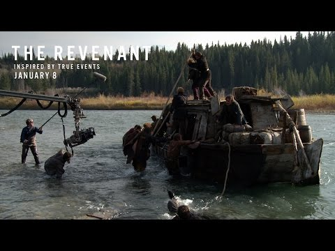 The Revenant (Featurette 'Actors')