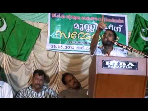 muslim league speech