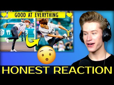 HONEST REACTION to [BTS] Proof That Jungkook Is Good At Everything