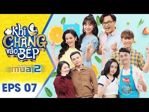 Khi Chàng Vào Bếp | Mùa 2 - Tập 7 Full: Will chơi ăn gian với Jun Vũ, rồi nhìn đồng đội quay lưng - Thời lượng: 42:34.