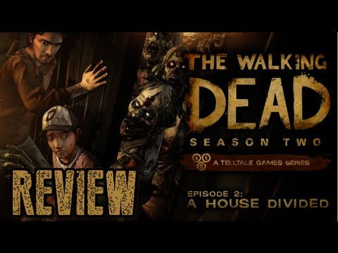 The Walking Dead : Saison 2 : Episode 2 - A House Divided Xbox One