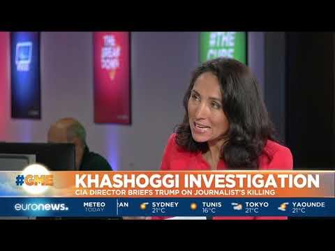 #GME   CIA Director Haspel briefs Trump on Khashoggi killing