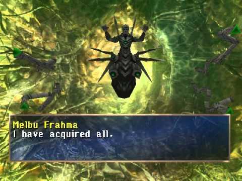 Legend of Dragoon OST -  Melbu Frahma Last Battle Extended