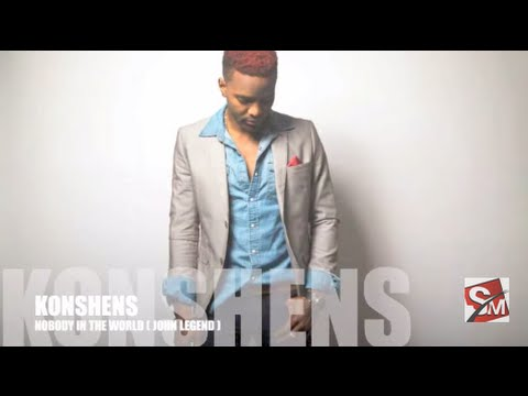 Konshens - You & I (Nobody In The World) (John Legend Cover) (Official Audio)