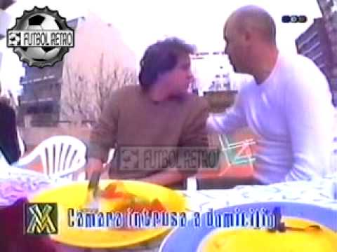 Camara Intrusa a domicilio VideoMatch 1998 FUTBOL RETRO TV