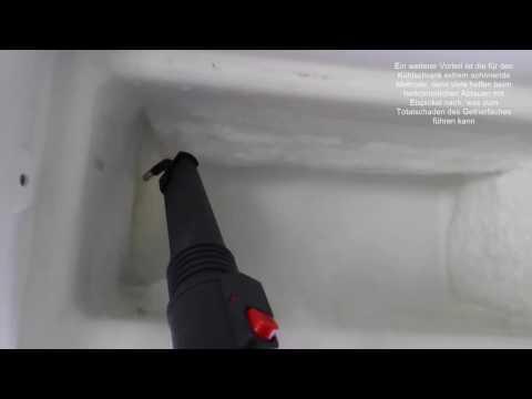 Kühlschrank abtauen - Gefrierfach abtauen