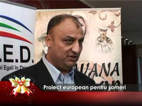 Proiect european pentru şomeri