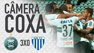 Câmera Coxa - Coritiba 3 x 0 Avaí