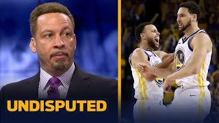 Game 5 proved Kevin Durant is a 'luxury not a necessity' for Warriors — Broussard | NBA | UNDISPUTED