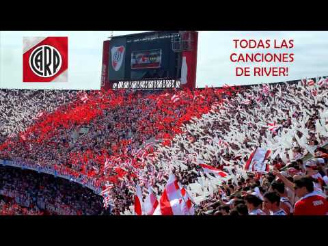 Video - CANCIONERO RIVER PLATE - Todas las canciones de River Plate - Los Borrachos del Tablón - River Plate - Argentina