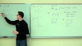 Intermediate Algebra Lecture 12.3 Part 3