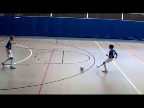 Futsal Footwork