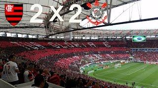 Resenha de FLAMENGO 2 X 2 Gambás pelo segundo turno do Campeonato Brasileiro 2016... #SRN
