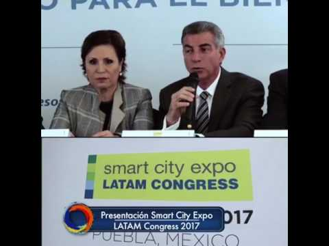 Tony Gali presenta Smart City Congress