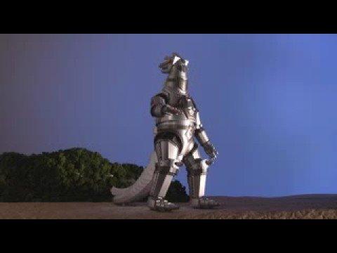 RC Mechagodzilla Robot