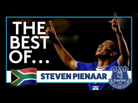 THE BEST OF STEVEN PIENAAR | GOALS & SKILLS!