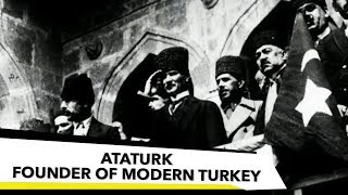 Ataturk: Founder of Modern Turkey is the most comprehensive and most-acclaimed documentary ever produced on the life and career of Ataturk. Through archival film and photos, contemporary photography in historical locations and interviews with international experts and those who've personally known Ataturk, the film presents a unique and unprecedented portrait of one of 20th centuries most influential leaders.