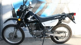9. 2008 Suzuki DR200SE Dual Sport Motorcycle For Sale