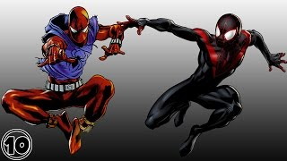 Video Top 10 Alternate Versions Of Spider-Man MP3, 3GP, MP4, WEBM, AVI, FLV November 2018