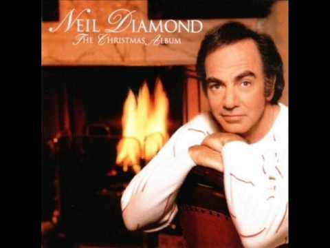 Tekst piosenki Neil Diamond - White Christmas po polsku