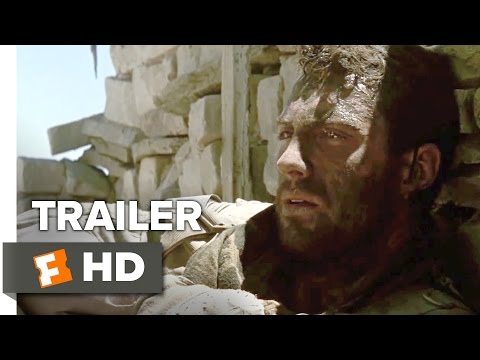 The Wall Official Trailer 1 (2017) - Aaron Taylor-Johnson Movie