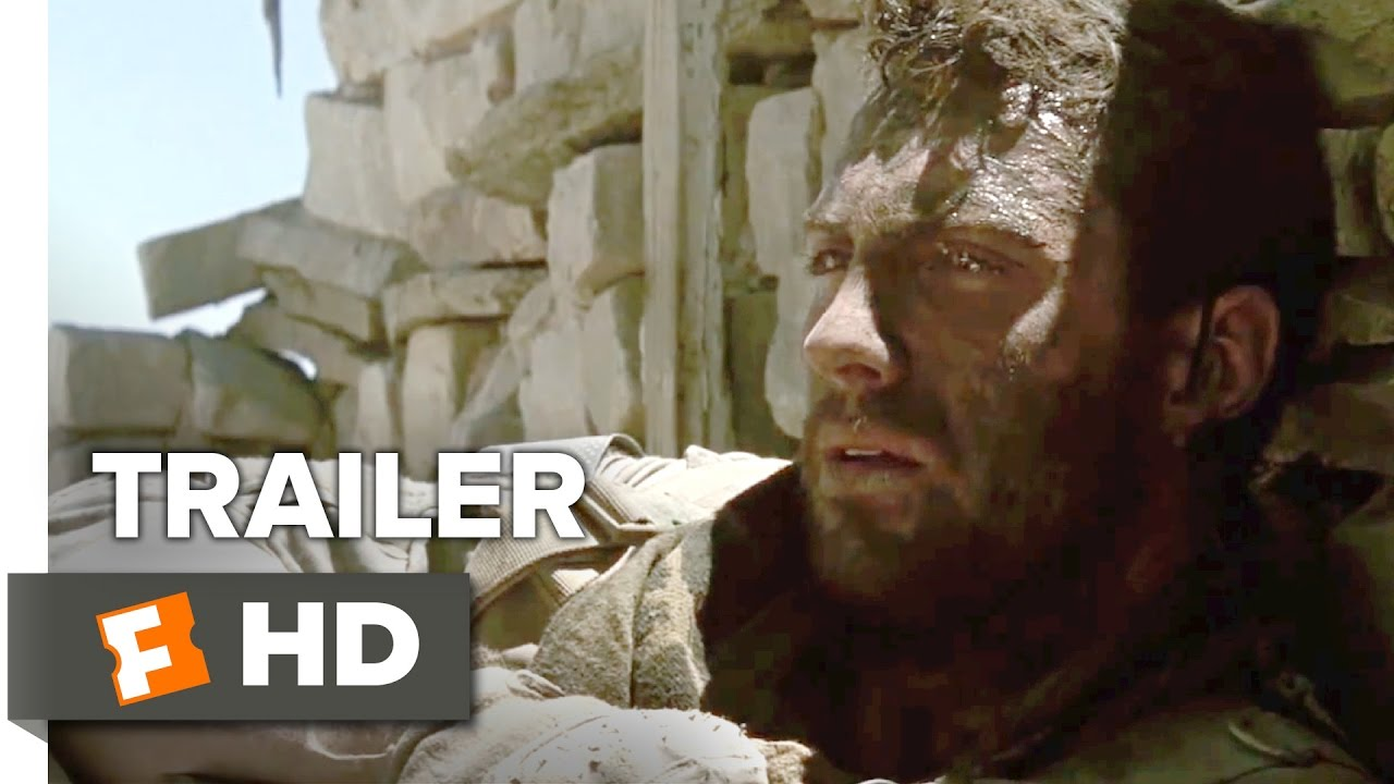 This isn't war, it's a game. John Cena & Aaron Taylor-Johnson are Trapped by Enemy Fire in War Drama 'The Wall' [Trailer]