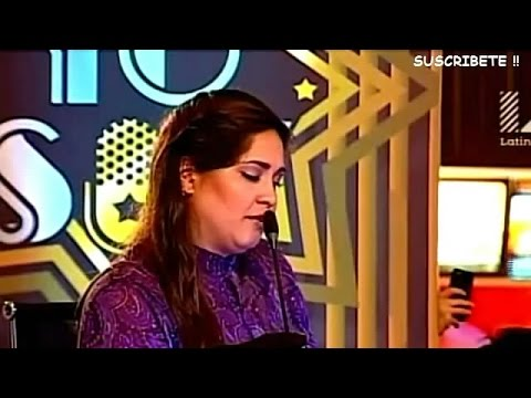 Yo Soy 2015 - 13062015 - Casting Marisol (видео)