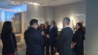 "Special Viewing of ""Armenia!"" Exhibit at the Met"