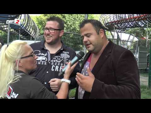 Interview mit Andreas Lawo bei Oberhausen Feiert 2015