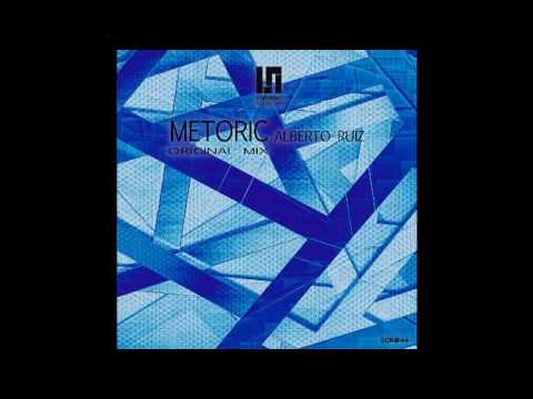 Alberto Ruiz - Metoric (Original Mix) [SYNCHRONIC RECORDINGS]