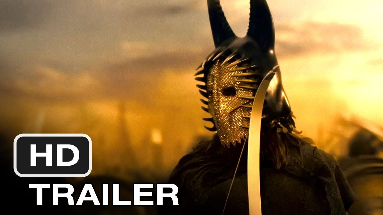 Movie Trailer #2:  Immortals (2011)
