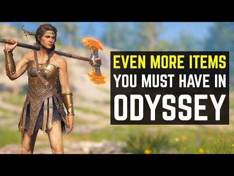 Even More Items You Must Have In Assassin's Creed Odyssey