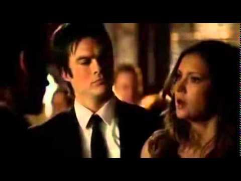The Vampire Diaries 6x07 - Damon/Elena/Liam Scenes ( Damon Jealous)