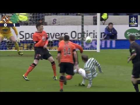 dundee - Anthony Stokes played the starring role with the winner in extra time to keep Celtic's hopes of a domestic double intact. Both Kris Commons and Jon Daly were...