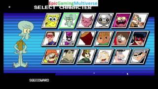 Video Squidward Tentacles VS Squilliam Fancyson In A Nick's Not So Ultimate Boss Battles Match MP3, 3GP, MP4, WEBM, AVI, FLV Januari 2019