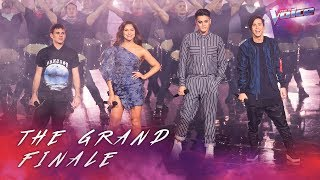 Video Grand Finale: Top 4 sing This Is Me | The Voice Australia 2018 MP3, 3GP, MP4, WEBM, AVI, FLV Agustus 2018