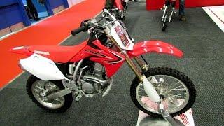 9. 2014 Honda CRF 150R Walkaround - 2014 Montreal Motorcycle Show