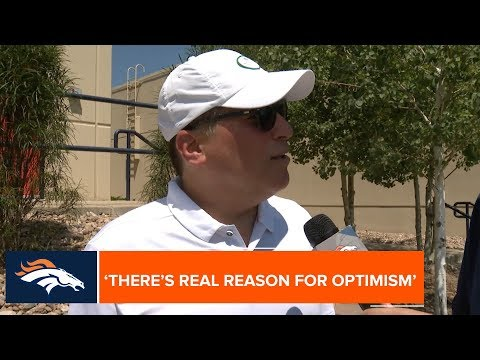 National Perspective: ESPN's Steve Levy on calling the Broncos preseason games
