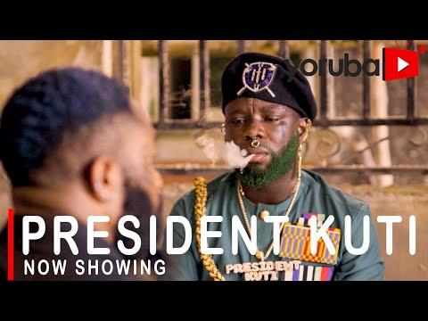 President Kuti Latest Yoruba Movie 2021 Drama Starring Ibrahim Yekini Bimpe Oyebade Odunlade Adekola